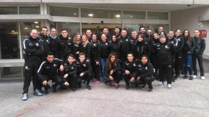 La Sdu Team bien arrivée à Paris